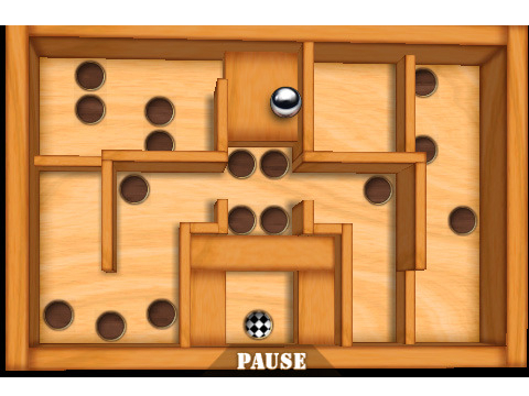 Wooden Labyrinth 3D On Sale For Three Days