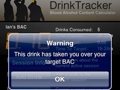Review: DrinkTracker Breathalyzer