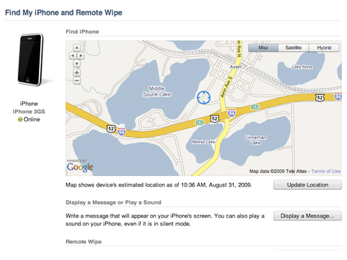 findmyiphone