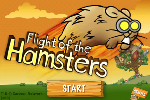 the flight of the hamsters