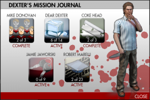 dexter-journal