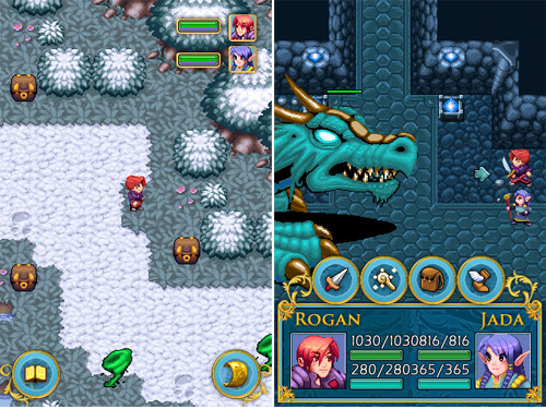 Big Blue Bubble's Turn-Based RPG Elven Chronicles Now Available