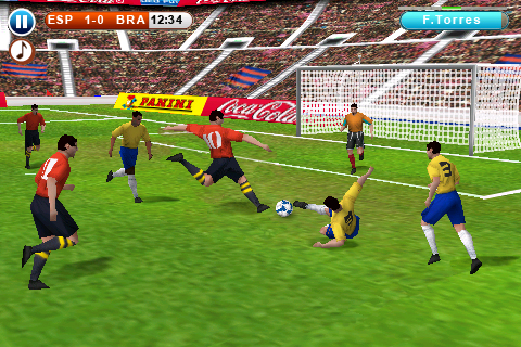 1Real Football 2010 Android Download