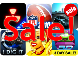 Popular iPhone And iPod Touch Games On Sale This Weekend