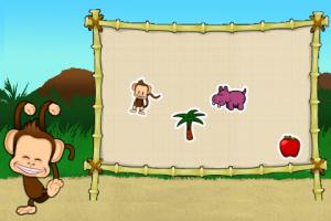 monkey-preschool-lunchbox-stickers