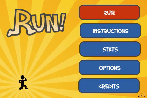 run-menu
