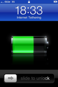 tethering