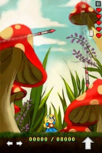 alice in bomberland mushroom