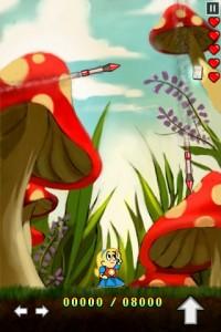 alice in bomberland mushroom