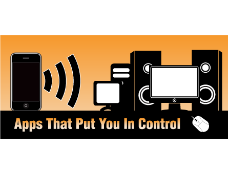 New Applist: Apps That Put You In Control