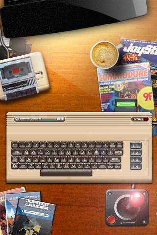 c64 menu