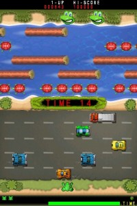 frogger road