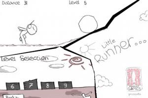 little runner level