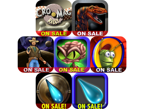 All Of Pangea's Games Are On Sale For $.99