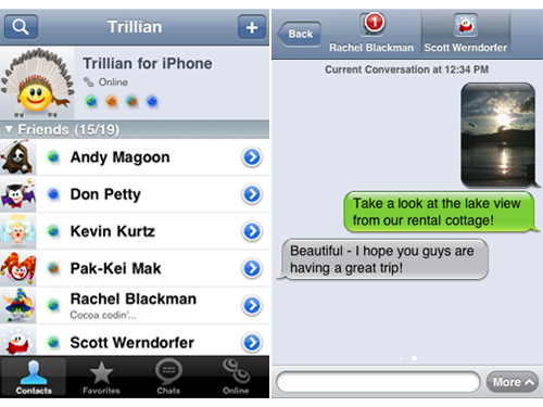 After Months Of Waiting, Trillian Is Finally Available In The App Store