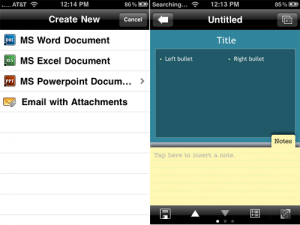 Documents To Go Receives A Name Change, Adds Gmail And PowerPoint ...