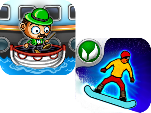 Free Games Worth Downloading Today: Titanic Rescue And iStunt