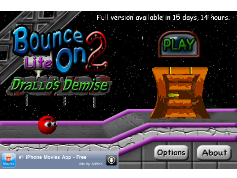 Bounce On 2: Drallo's Demise Lite Now Available, Full Version To Arrive March 29th