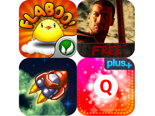 Games To Download For Free Today: Comet Racer, Flaboo, Spartacus, And Quizarium