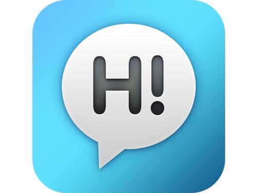 say hi messenger