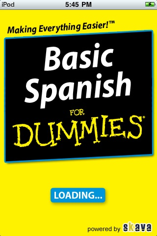 Review Basic Spanish For Dummies