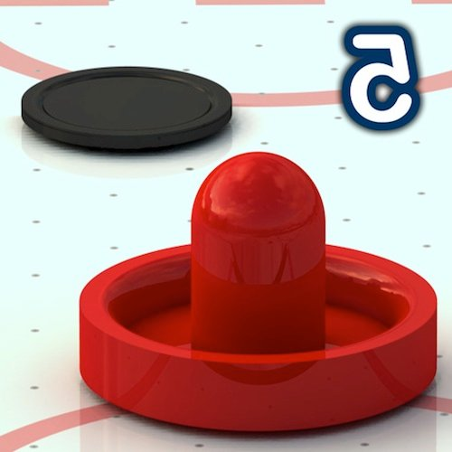 Want To Play Air Hockey On Your iPad? You'll Be Able To With Touch Hockey Extreme: FS5