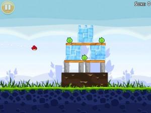 Angry Birds HD by Chillingo Ltd screenshot