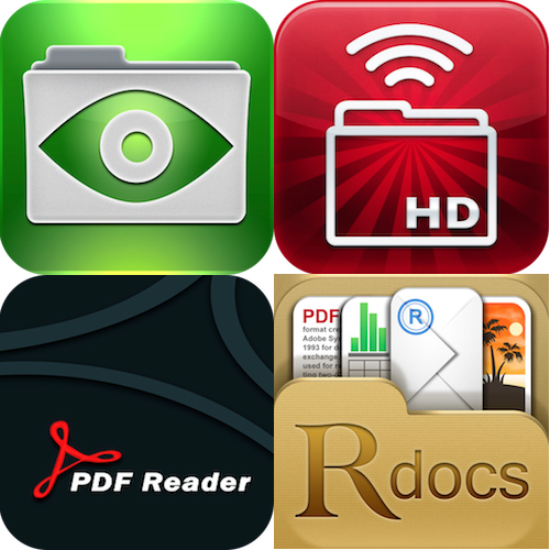 iPad PDF Viewer Showdown