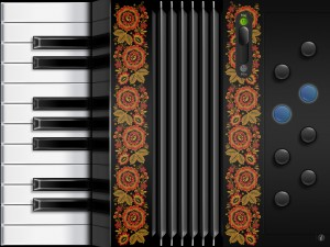 Accordéon by Alex Komarov Inc. screenshot