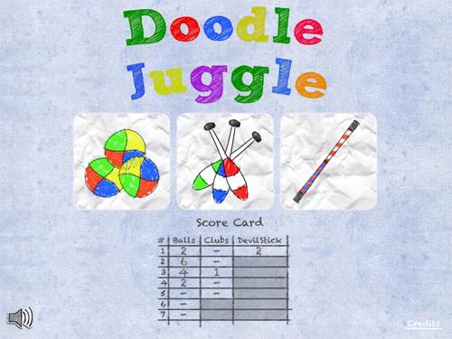 QuickAdvice: Doodle Juggle