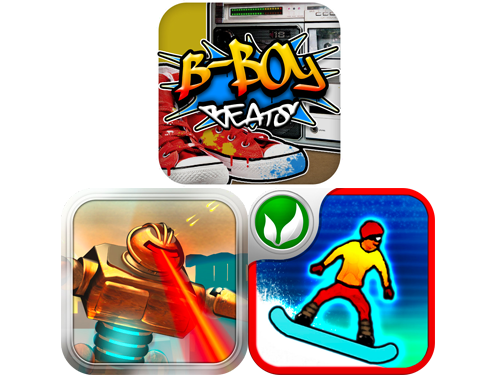 Games To Download For Free: Robot Rampage, B-Boy Beats, And iStunt Reloaded