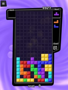 TETRIS® for iPad by Electronic Arts screenshot