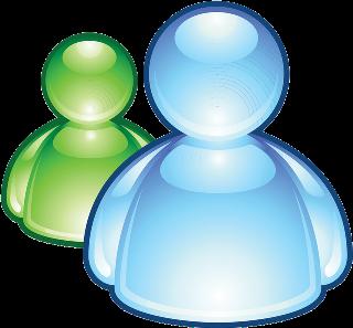 ���� ������ Windows Live Messenger windows-live-msn-messenger.png