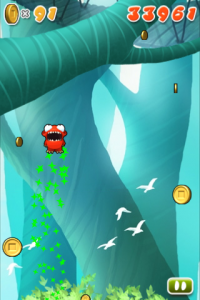 Mega Jump by Get Set Games screenshot