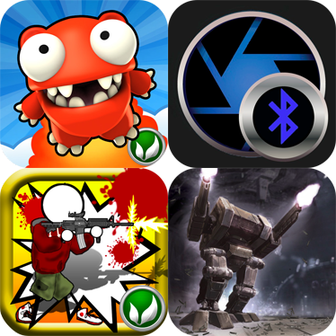 iPhone And iPad Apps Gone Free: BlueCam, Mega Jump, MetalWars, And More