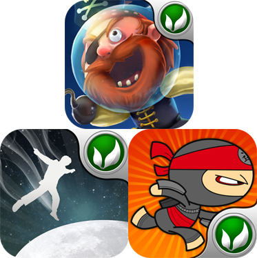 Games To Download For Free: Chop Chop Runner, Stickbound, And Captain Ludwig