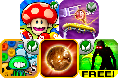 iPhone And iPad Games Gone Free: Addicus, BioDefense, Jet Ball, And More