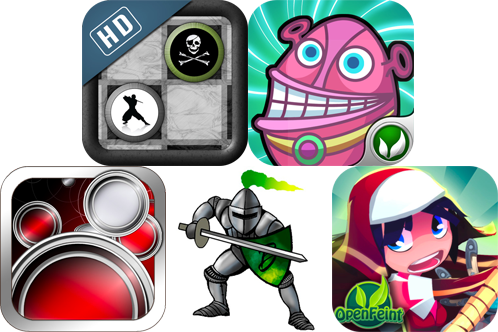 iPhone And iPad Games Gone Free: Slay, Alien Escape, Theme Checkers HD, And More