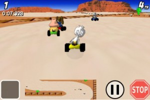 KartToon Rally by Ware-Wolf Games screenshot