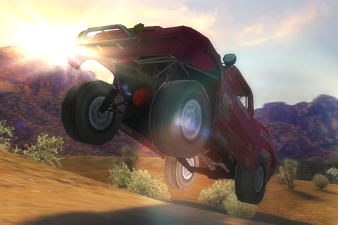 2XL Games Announces TrophyLite Rally - Screenshots And Gameplay Video Included