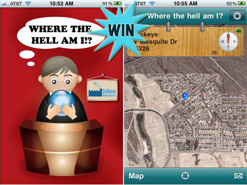 A Chance To Win A Where The Hell Am I!? Promo Code With A Retweet Or Comment