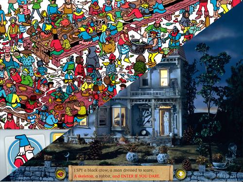 Where's Waldo And I Spy For iPad: Worth Seeking Out