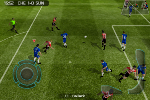 X2 Soccer 2010 by X2 Games screenshot