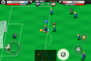 Soccer Superstars™ by GAMEVIL Inc. screenshot