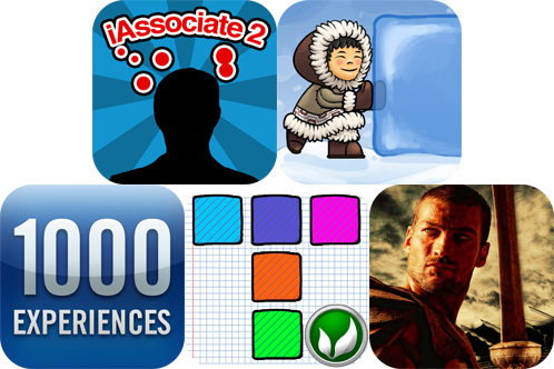 iPhone And iPad Apps Gone Free: iAssociate 2, Iced In, 1000 Ultimate Experiences, And More