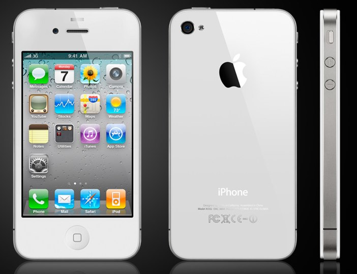 iphone 4 white bumper. White iPhone 4 Gets Delayed