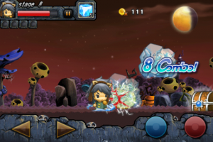 Wolf Boy by NHN Corporation screenshot