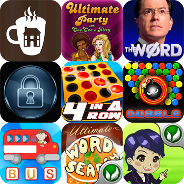 iPhone And iPad Apps Gone Free: Pocket Barista, Ultimate Party, Colbert's The Word And More