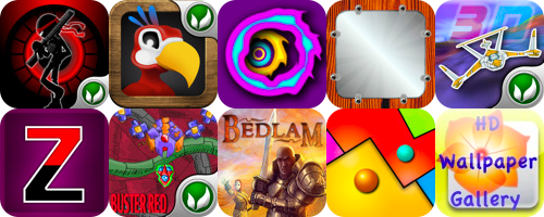 iPhone And iPad Apps Gone Free: Iron Commando Pro, Motleys, Adrenaline And More