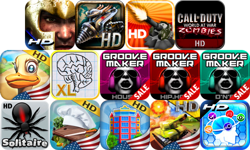 Popular iPad Games And Apps That Have Gone On Sale